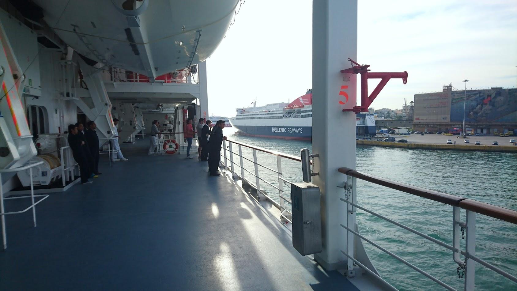 Денискины рассказы VIII:из Цивилизации в Европу на пароходе Costa NeoRiviera. Весна 2017