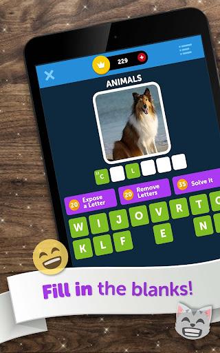 Crossword Quiz - Crossword Puzzle Word Game! apkmr screenshots 18