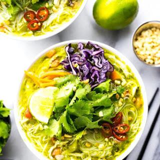 Thai Chicken Vermicelli Recipes.