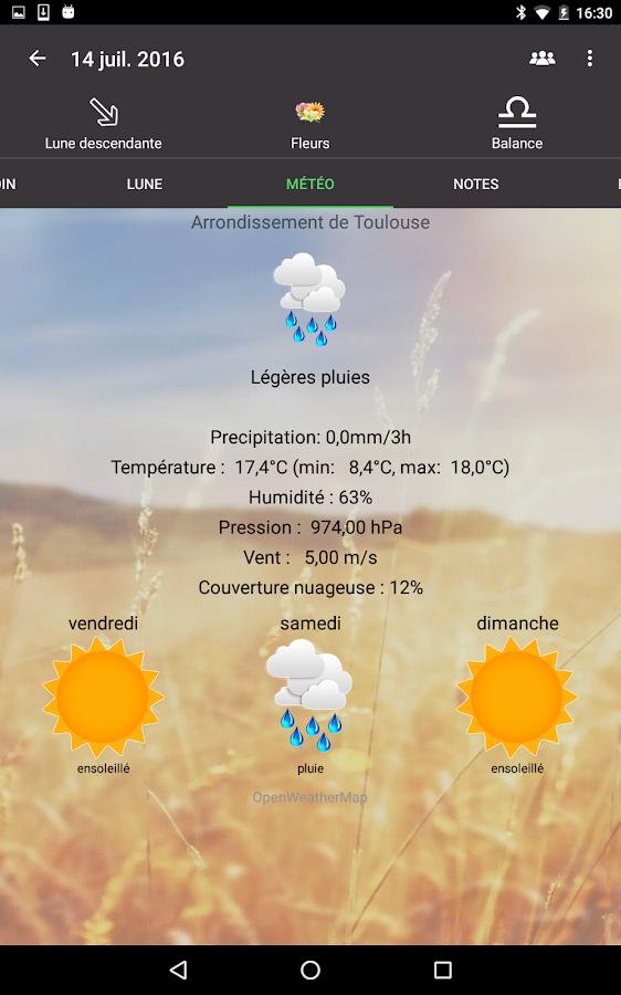 Lune jardin applications android sur google play for Jardin lune