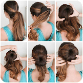 StepbyStep Hair Style for girl