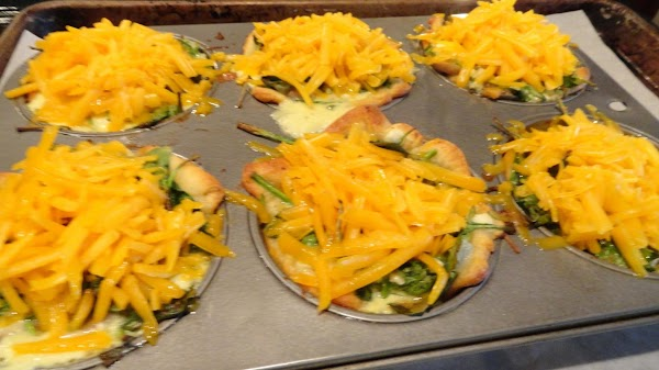 Sprinkle tops with remaining cheddar cheese and bake an additional 30 to 40 minutes...