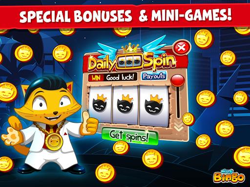 Bingo by Alisa - Free Live Multiplayer Bingo Games screenshots 8