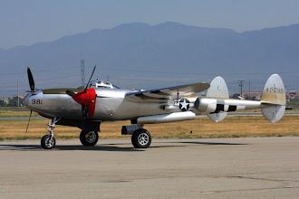 Photo: Lockheed P-38L Lightning