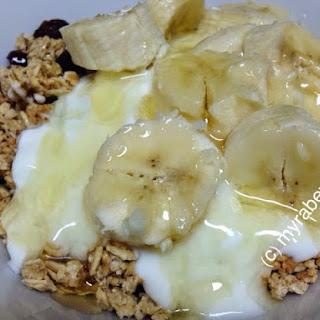 {Recipe} Granola Breakfast