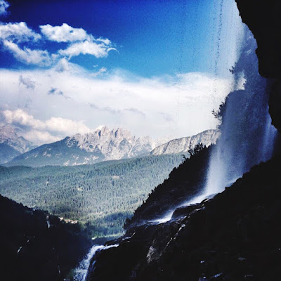 Cascata Dolomiti della Val di Zoldo  di SoraiaShine