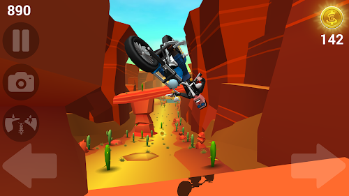 Faily Rider Screenshot