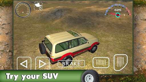 Offroad Jeep 3D 2016