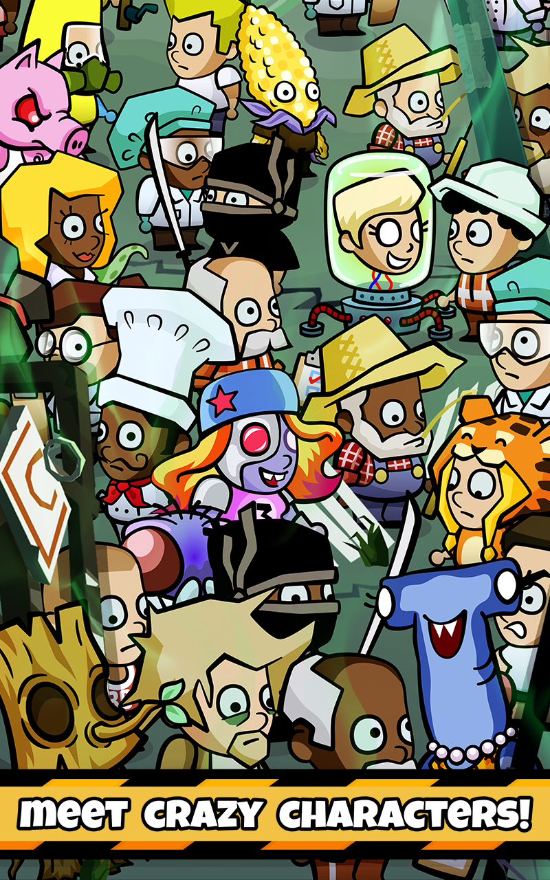 Doomsday Clicker screenshot #13