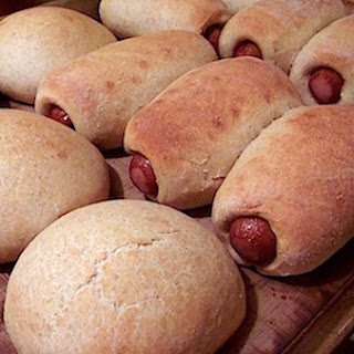 Homemade Pigs In A Blanket