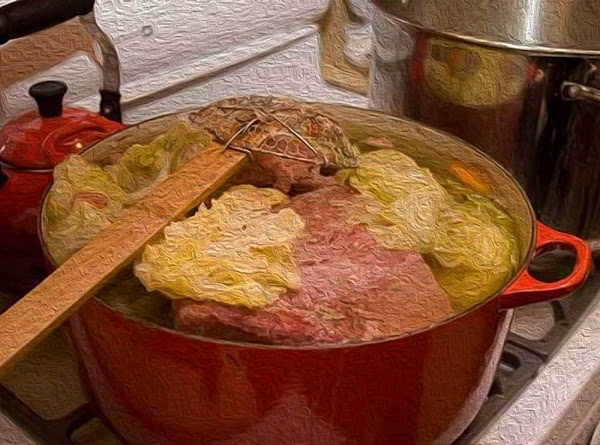Bring to a boil, and then reduce to a simmer, cover, and allow to...
