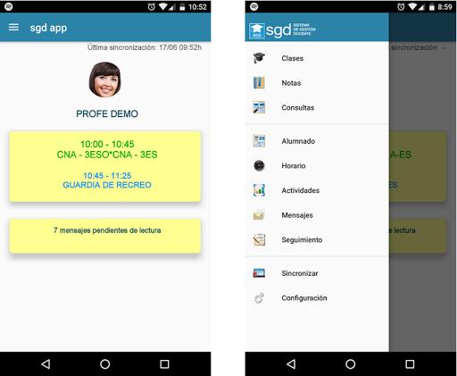 sgd app  screenshots 1