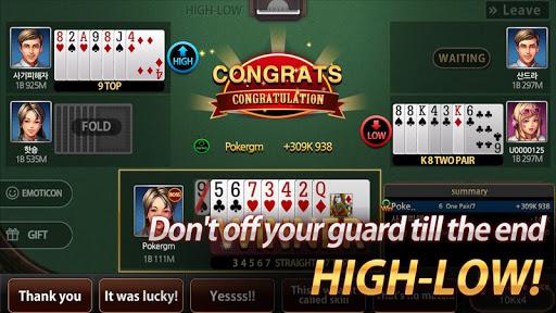 Poker Master - 7poker, High-Low, One Eyed Jack 1.8.5 screenshots 4