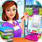 High School Book Store Cashier Girl file APK Free for PC, smart TV Download