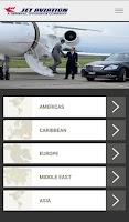 Screenshot of Jet Aviation FBO