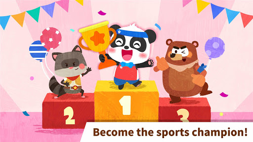 Little Panda's Sports Champion  screenshots 11