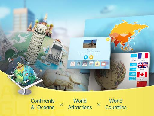 Capturas de pantalla de AR Globe by Vivabro 9