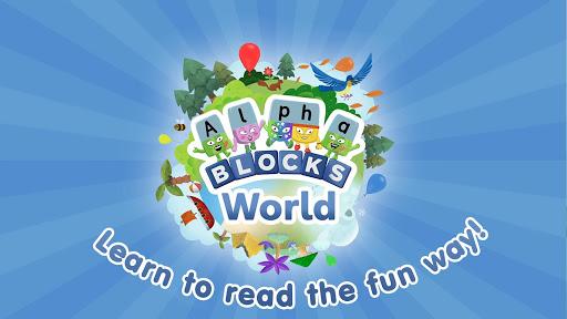 Alphablocks World 0.0.9 screenshots 1