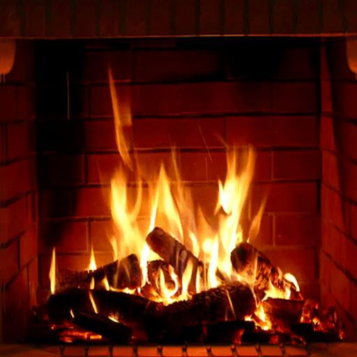 Romantic Fireplaces