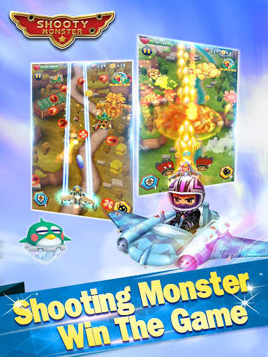 Shooty Monster - Attack Sky Fortress for PC