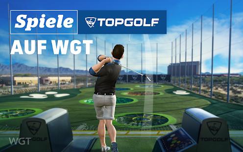 WGT Golf Game von Topgolf Screenshot