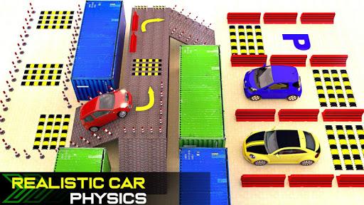 Modern Car Parking Drive 3D Game - Free Games 2020 apkdebit screenshots 3