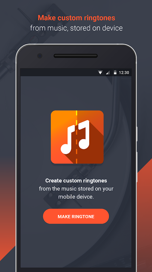 Ringtone Maker Wiz- screenshot