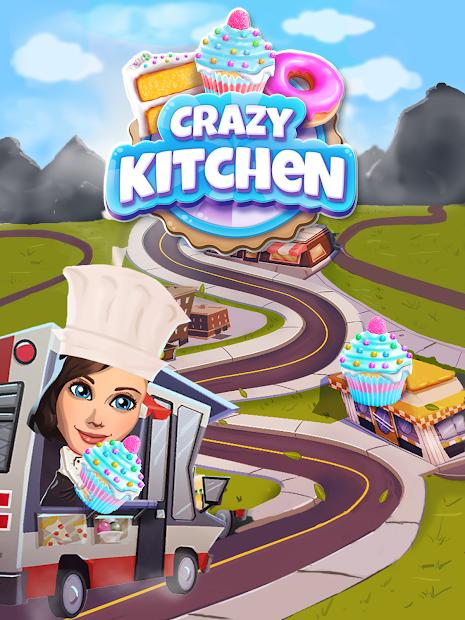 Crazy Kitchen: Match 3 Puzzles screenshot 16