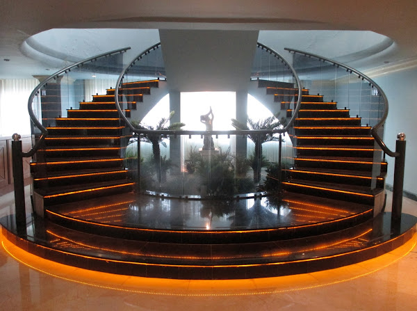 Çeşme Hotel Staircase