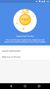 GalleryVault Pro Key - Hide Pictures And Videos- screenshot thumbnail