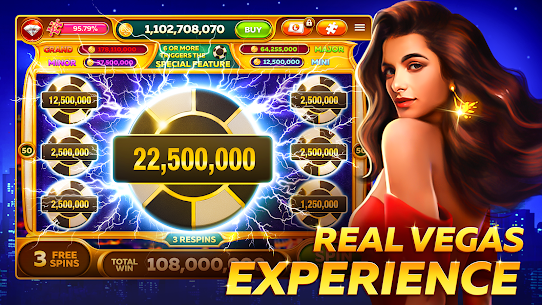 Casino Jackpot Slots – Infinity Slots™ 777 Game 5.9.1 Mod APK (Unlock All) 3