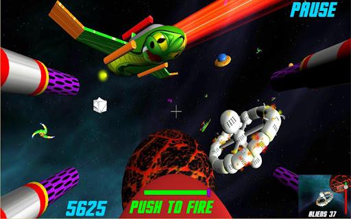 Super Space Laser