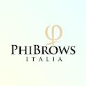 PhiBrows Italia icon
