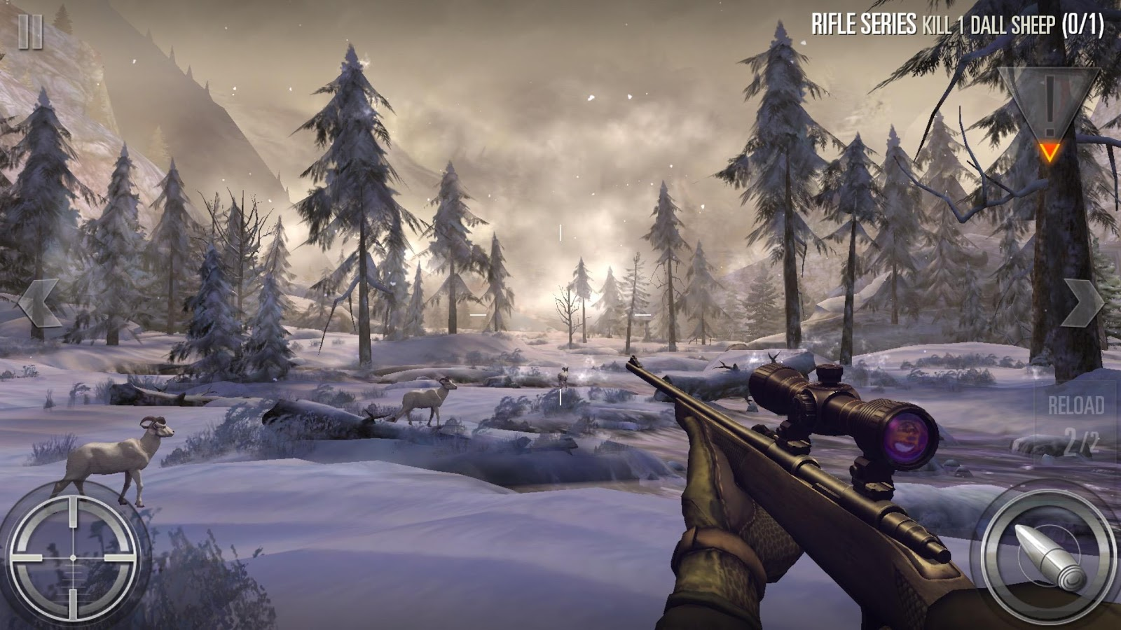DEER HUNTER 2017- screenshot