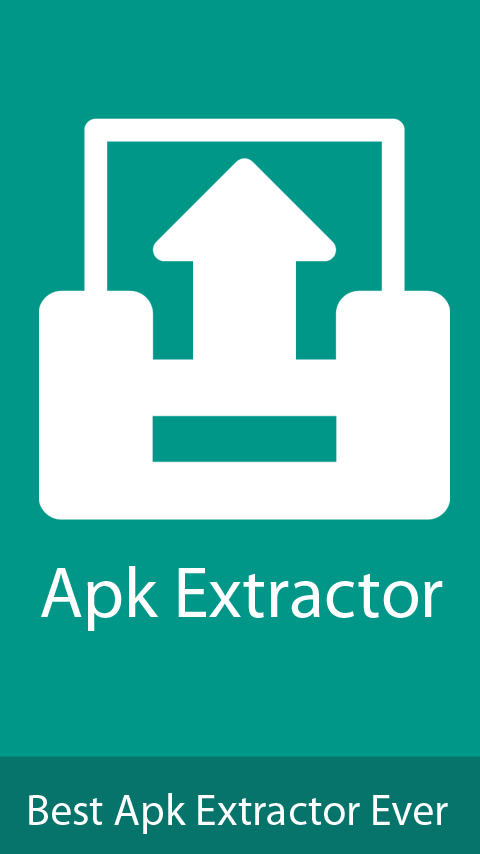 Скриншот Apk Extractor New