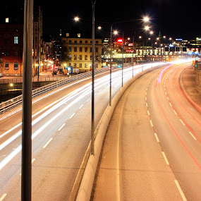 Street View by Awais Javed - Landscapes Travel ( street, view, landscape, nightscape )