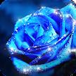 Blue Rose Theme – AppLock APK