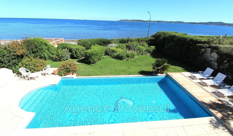 Villa avec piscine et terrasse Sainte-Maxime