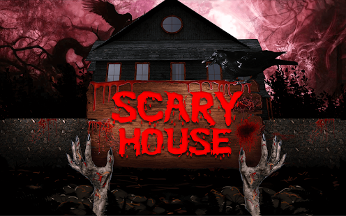 Scary House VR - Cardboard Game - náhled
