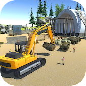 Tunnel Construction Highway Build & Construct Game