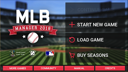 MLB Manager 2018 APK screenshot thumbnail 3