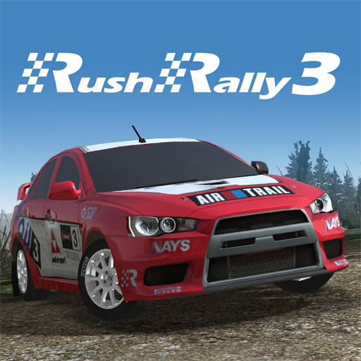 Rush Rally 3 APK Cracked Download