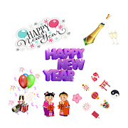 WAStickers New Year