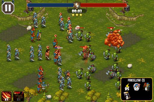 Royal Heroes: Auto Royal Chess screenshots apkspray 5