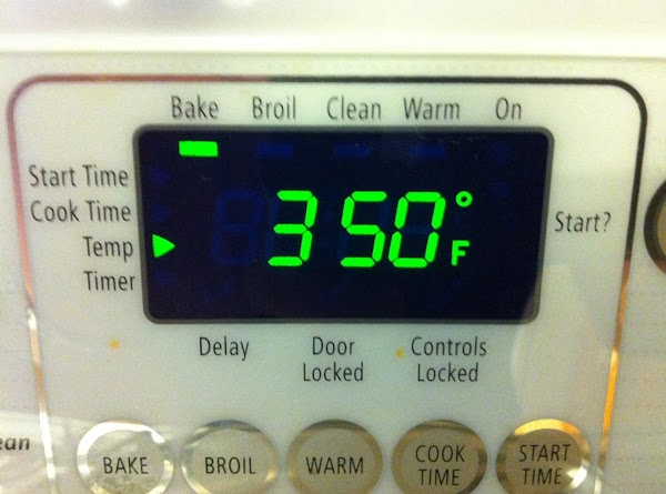 bake at 350* for about an hour, or until the top is browned to...