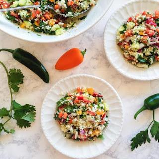 Mexican Tabouli Salad