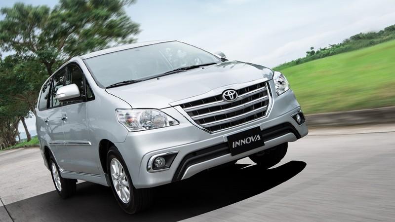 Hàng loạt công ty cho thuê xe 7 chỗ ra đời ở nước ta