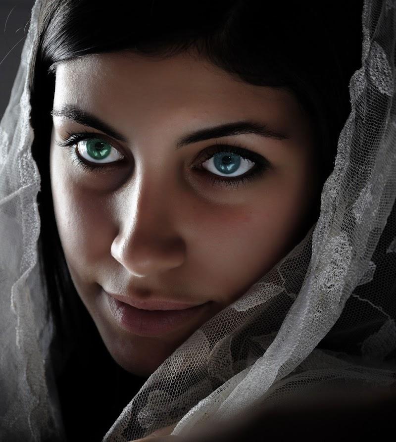 Occhi bicolore di Diana Cimino Cocco
