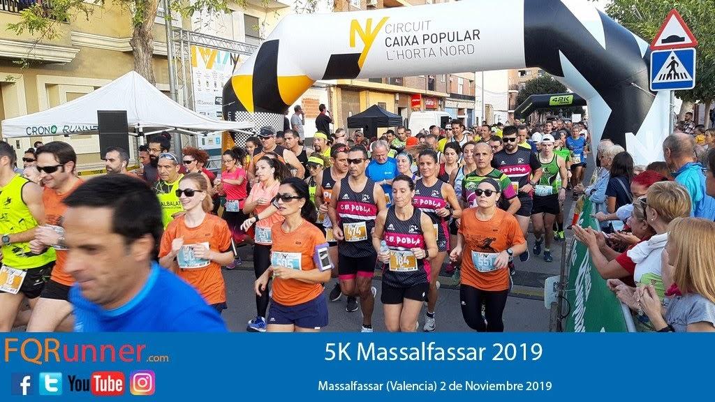 Fotos y Video 5k massalfassar 2019