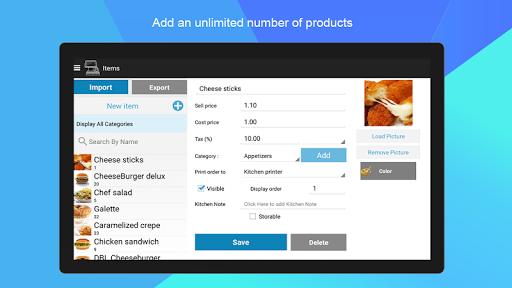 Restaupos Point of Sale - POS System screenshot 3